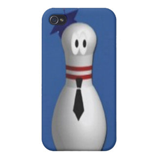 Bowling Grad Cover For iPhone 4