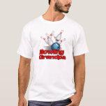 Bowling Grandpa strike).png T-Shirt