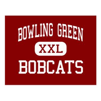 Bowling Green - Bobcats - High - Bowling Green Postcard