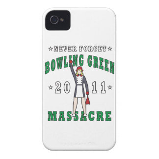 Bowling Green Massacre 2011 iPhone 4 Case-Mate Case