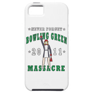 Bowling Green Massacre 2011 iPhone SE/5/5s Case