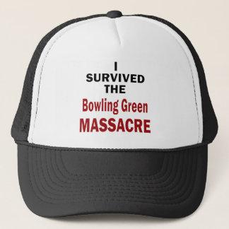 Bowling Green Massacre Survivor Trucker Hat