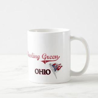 Bowling Green Ohio City Classic Classic White Coffee Mug
