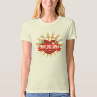 Bowling Green, People Fall in Love Here too Tee Shirt