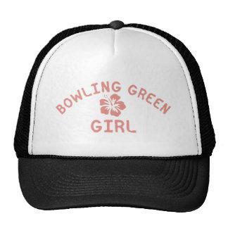Bowling Green Pink Girl Trucker Hat