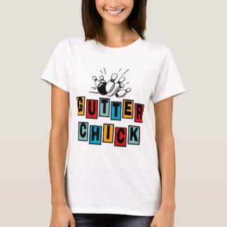 Bowling Gutter Chick T-Shirt