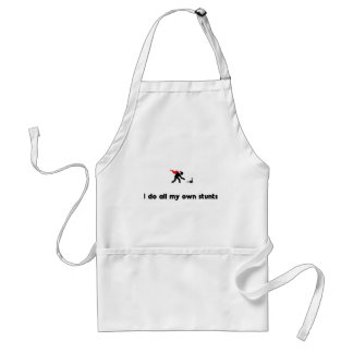 Bowling Hero Adult Apron