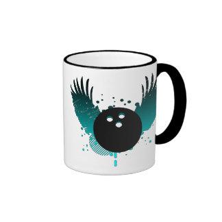 bowling : hi-fi ringer mug