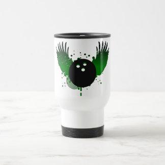 bowling : hi-fi travel mug