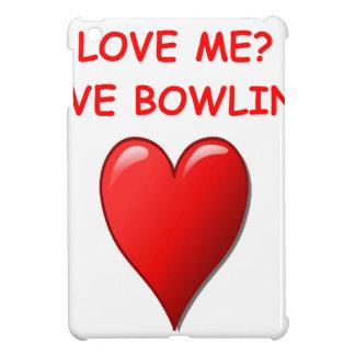 bowling iPad mini covers