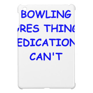 BOWLING CASE FOR THE iPad MINI