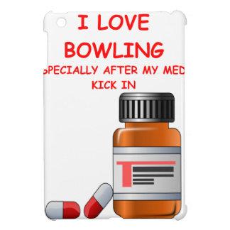 bowling iPad mini case