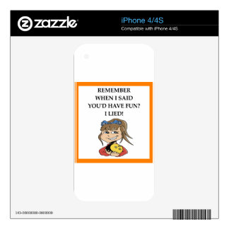 bowling iPhone 4S decals