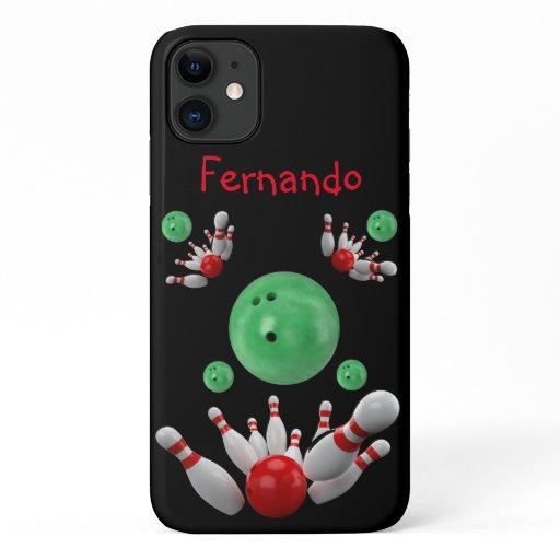 Bowling Iphone Case