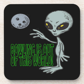 Bowling Is Out Of This World Coaster