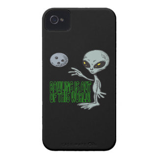 Bowling Is Out Of This World iPhone 4 Covers