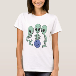 Bowling Is Out Of This World T-Shirt