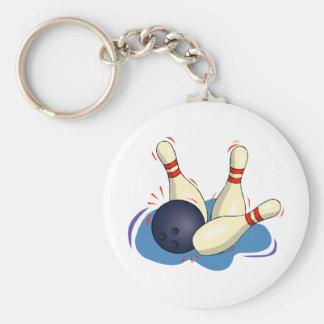 Bowling Keychain