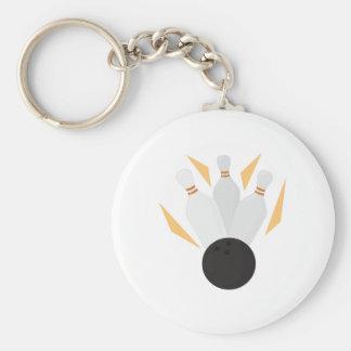 Bowling Key Chain