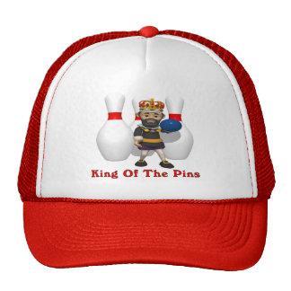 Bowling King Trucker Hat