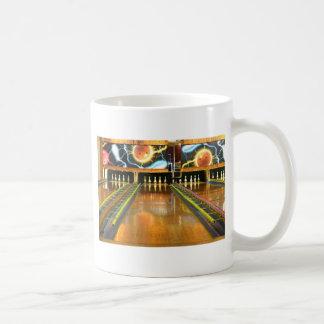 Bowling Lane Coffee Mug