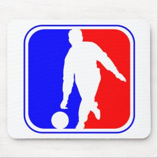 Bowling League Logo Mousepads