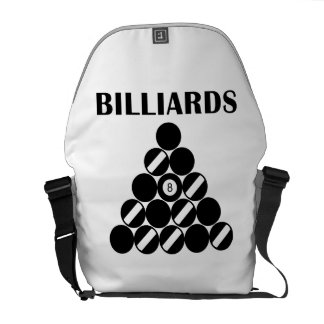 Bowling Messenger Bags