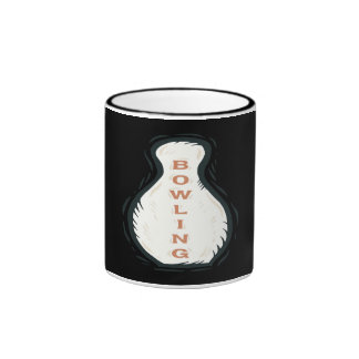 Bowling Ringer Coffee Mug