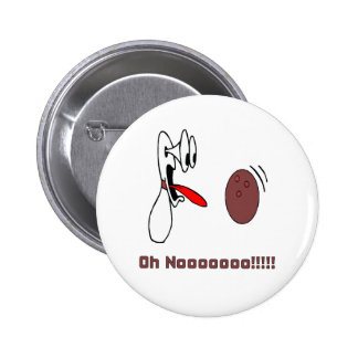 Bowling Oh NOoooo! Pin