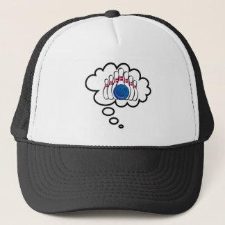 """""""Bowling On My Mind"""" Hat"""