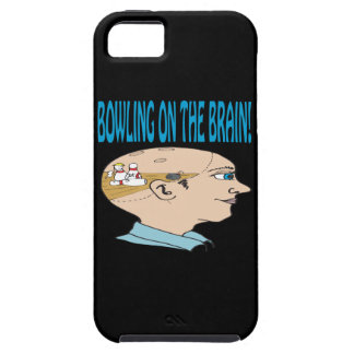 Bowling On The Brain iPhone SE/5/5s Case