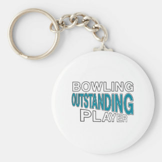 BOWLING OUTSTANDING PLAYER KEYCHAIN