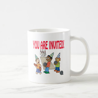 Bowling Party Coffee Mug