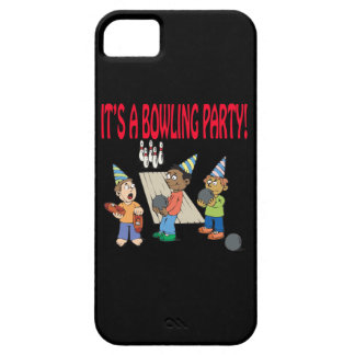 Bowling Party iPhone SE/5/5s Case