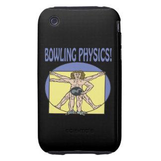 Bowling Physics Tough iPhone 3 Case