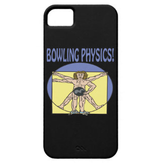 Bowling Physics iPhone SE/5/5s Case