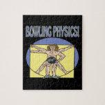 Bowling Physics Jigsaw Puzzles