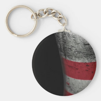 Bowling pin key chains