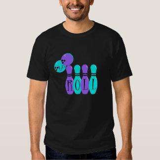 Bowling Pin Let's Roll Shirt