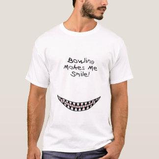 Bowling Pin Smile T-Shirt
