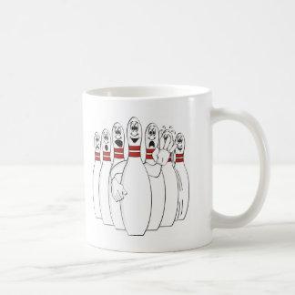 Bowling Pins Coffee Mug