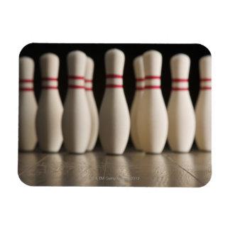 Bowling Pins Magnet