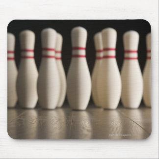 Bowling Pins Mousepad