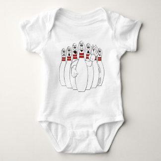 Bowling Pins Tee Shirt
