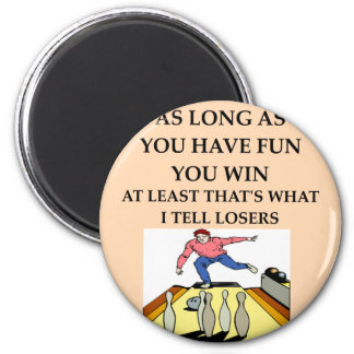 BOWLING.png 2 Inch Round Magnet
