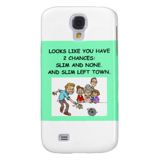 BOWLING.png Samsung Galaxy S4 Case