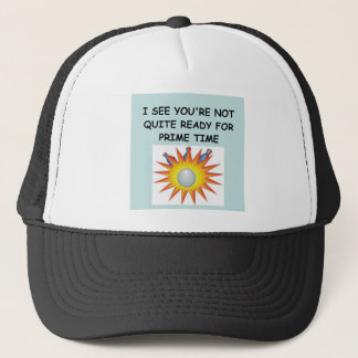 BOWLING.png Trucker Hat