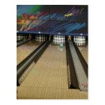 Bowling Postcard!