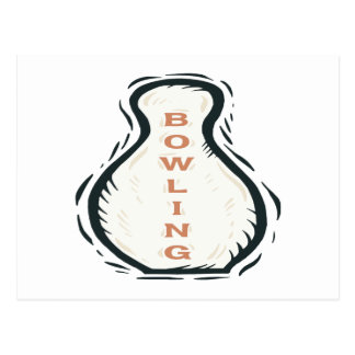 Bowling Post Cards