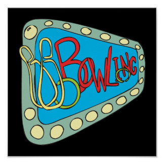 Bowling Posters